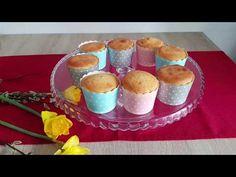 Brioșe vanilate cu nutella. – Lorelley.blog Muffins, Breakfast, Morning Coffee, Muffin, Cupcakes