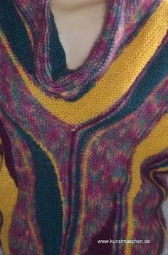 Pullunder in KlugeStrickArt Cable Knitting, Crochet, Patterns, Fashion, Sweater Vests, Wearable Art, Sleeveless Sweaters, Art Pieces, Clothing