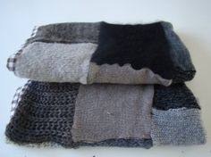 great knitted blankets from mevr de vries