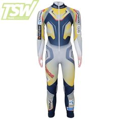 Phenix UNI Norway Team GS Rennanzug - Golden Yellow Ski Racing, Ski Wear, Golden Yellow, Slim Fit, Uni, Norway, Wetsuit, Skiing, Thighs