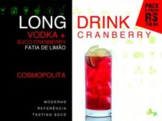 Fast Long Drink, Cranberry