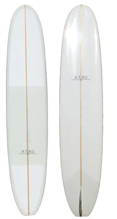 Longboard ATAO Surfboards / South Brittany surfboards factory