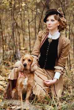 This is from a Vintage clothing pinterest board; their are lots of clothes from different Era's where this came from......golden