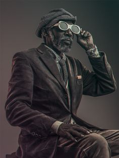 Expressive Portraits by Osborne Macharia