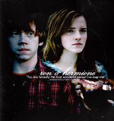 Ronmione Loveteam: Wonderful Person