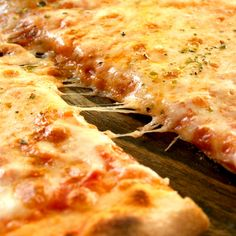 The kids will love this all cheese pizza!. Easy Cheesy Pizza Recipe from Grandmothers Kitchen.