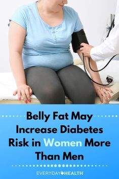 There is a strong link between deep #belly fat (called visceral fat) and chronic health conditions including #diabetes and #heart disease.