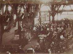 Upacara pembukaan ITB 1920