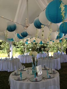 Tent receptions by Coastal Weddings and Events