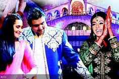 THE FUN INDIAN WEDDING, Indian weddings get high on the fun quotient this season. Nona Walia reports for http://articles.timesofindia.indiatimes.com/2013-10-13/man-woman/42991917_1_wedding-venues-bride-and-groom-south-indian TimesLife