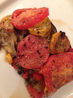 Une succulente recette de ratatouille - Le pamplemousse picoté