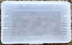 Qty 40 Pcs - Clear Plastic Game Cartridge Card Box Case Cover for Game Boy GBA SP GBM
