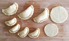 Learn how to make empanada dough that is not only easy, but as versatile as the empanada itself; this one dough can be used for sweet or savory treats.