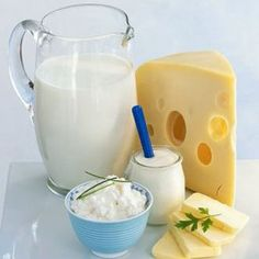 Are You Allergic to Dairy Products?