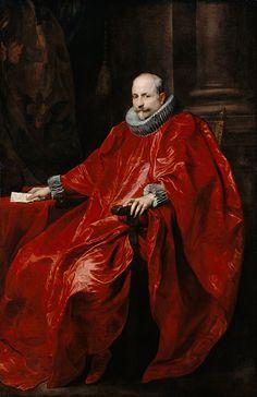 Anthony van Dyck - Portrait of Agostino Pallavicini - Google Art Project - Anthony van Dyck - Wikimedia Commons