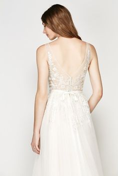 Willowby by Watters Bali 56766 Wedding Dress