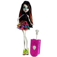 Scaris Skelita Calaveras Doll