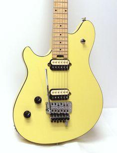 EVH Wolfgang Special Left-Handed Electric Guitar - Vintage White + Gig Bag | eBay (Dec 29, 2012 14:18:30 PST)