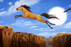 Spirit - Stallion of the Cimarron Pictures and Movie Photo Gallery -- Check out just released Spirit - Stallion of the Cimarron Pics, Images, Clips, Trailers, Production Photos and more from Rotten Tomatoes' Movie Pictures Archive! Spirit The Horse, Spirit And Rain, Good Animated Movies, Good Movies, Dreamworks Animation, Disney And Dreamworks, Spirit Der Wilde Mustang, Caballo Spirit, Disney Full Movies