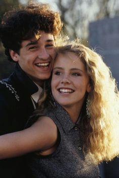 Can't buy me love amanda peterson patrick dempsey smile photo or poster