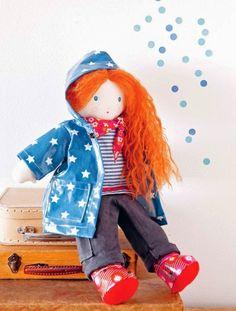 My Rag Doll - blog hop plus giveaway! - A Stitching Odyssey