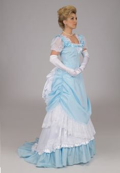 Bella Rose Victorian Bustle Set   Recollections