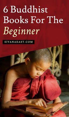 6 Buddhist Books For The Beginner