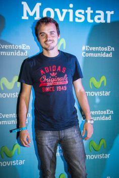 #BenjaminRojas en el #MovistarFreeMusic.