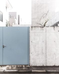 These are the colours of Tokyo at least the small part I saw of it this week. It is as if the whole city is covered with a light grey muslin cloth and in this beautiful light the concrete and steel are not at all harsh they are beautiful. #Tokyo #dreampalette by the_dailys