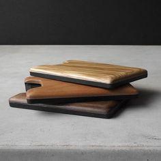Madera Union Slim Wood Wallet