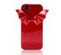 Glossy Red Jelly Case for  iPhone 5
