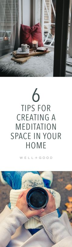 How to Make a Meditation Space