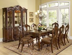 Formal Dining Room Furniture Sets With Elegant Round Dining Room .