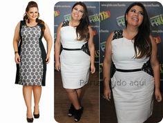 Vestidos que emagrecem – Dicas para não errar no look-recorte-lateral