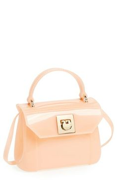 Furla 'Candy - Mini' Top Handle Crossbody Bag available at #Nordstrom