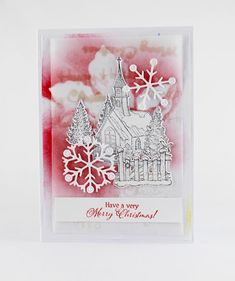 Create Christmas Cards, Holiday Cards, Merry Christmas, Black Cherry Color, Heartfelt Creations Cards, Christmas Sentiments, Pebble Beach, Poinsettia, Greeting Cards Handmade