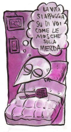 Vi penso prima di dormire…