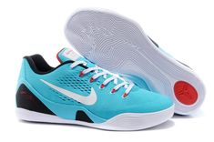 ec712824a181 Kobe 9 EM Dusty Cactus Action Red Gym Blue White 646701 316 Kobe 9 Shoes