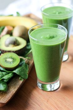 Green Smoothies' are