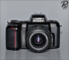 Nikon F601 AF Camera http://www.photographic-hardware.info