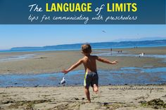 Great tips on improving communication with young children