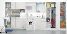 Consejos para organizar el lavadero de tu hogar # Una de las zonas de la casa a la que se le suele dar poca importancia y que casi siempre suele estar en desorden es el lavadero. Debido al poco tiempo, es un espacio en …