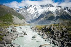 One of my favorite pictures I took on my month long trip to New Zealand. Hooker Valley Track Aoraki/Mount Cook National Park http://ift.tt/2niR9eo