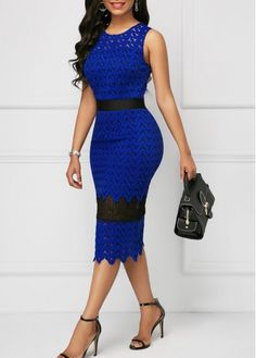59 ideas for holiday fashion party pretty dresses Sexy Summer Dresses, Pretty Dresses, Sexy Dresses, Blue Dresses, Sheath Dresses, Marine Uniform, Holiday Fashion, African Dress, Women's Fashion Dresses