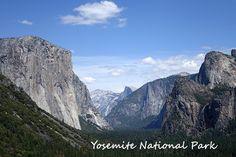 Yosemite National Park - Yosemite Valley - Reisebericht