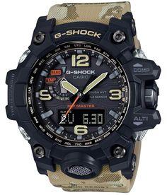 CASIO G-SHOCK GWG-1000DC-1A5DR Master in Desert Camouflage Outdoor Mens' Watch #Casio