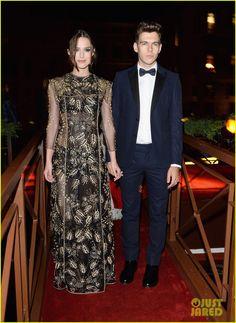 Keira Knightley & James Righton: Valentino Ball in Venice!