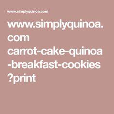 www.simplyquinoa.com carrot-cake-quinoa-breakfast-cookies ?print