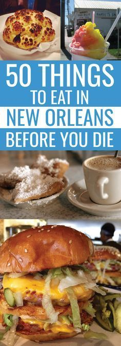 You Need to Eat All of New Orleans' 48 Most Iconic Foods