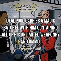 Superhero facts part four. - Album on Imgur